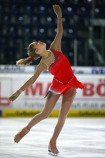 Eiskunstlauf - Schaulaufen des Eislaufclubs Nürnberg