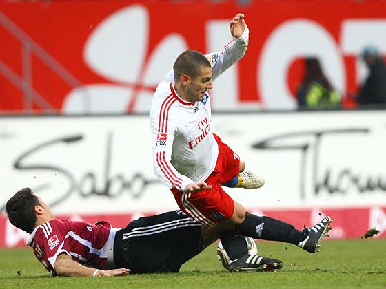 Mit der Rückkehr von Mladen Petric kommt auch das Sieg-Glück zurück