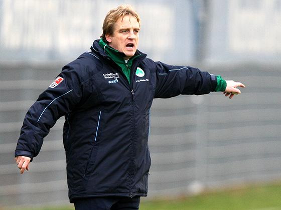 Mike Büskens ist der neue Trainer in Fürth