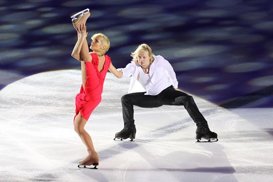 Albena Denkova und Maxim Staviski